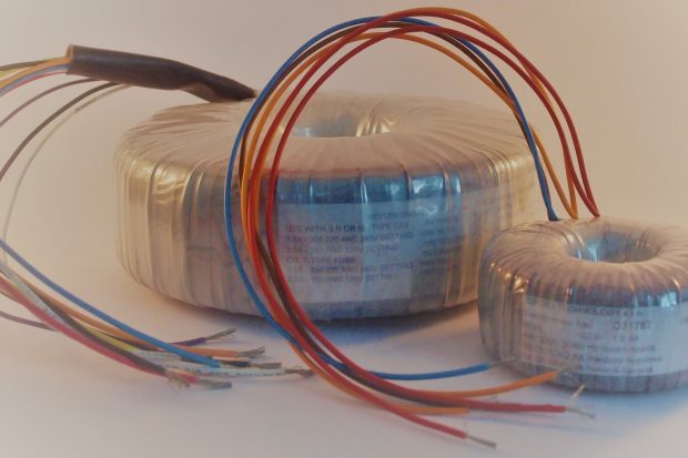 toroidní transformátor